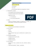 TEMA 12. Origenes de La Lirica