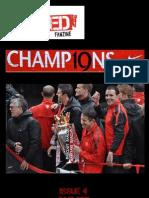 Manchester United Online Magazine Issue 4
