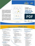 programa UNIJES 2011
