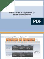 vSphereTechnicalOverviewPresentation