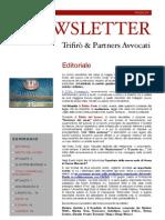Newsletter T&P N°47