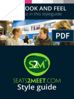 Stijlgids Seats2meet
