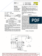 US Patent, Meteor Burst Comm Nationwide, With Mobile Positioning