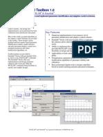Adaptive Control Toolbox and Blockset