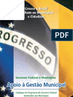 Manual Programa Governo Federal