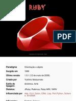 Apresentação Slides Ruby - Tatiane - Quézia