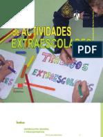 Guía de actividades extraescolares #Torrelodones 2011-2012 y formularios