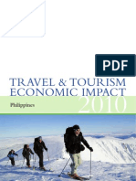Travel & Tourism Economic Impact Phils