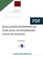 Evaluacion PLIS Illescas 2009-10 - EVALUACION INTERMEDIA DEL PLAN -