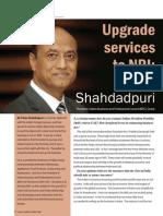 Interview with Mr. Paras Shahdadpuri, Chairman, Nikai Group & Mr. K Muraleedharan, Chairman, SFC Group