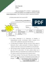 CLASES Cooperacin Internacional y Desarrollo