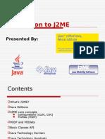 Introduction to java 2 platform
