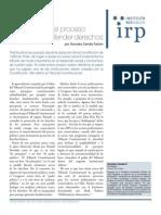 IRP Mirada Publica 1 - Revalorizando El Proceso Politico