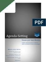 Teorias da Comunicação - Agenda-Setting