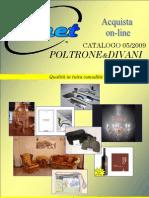Catalogo Divani