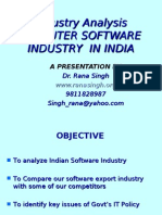 Software Industry Analysis