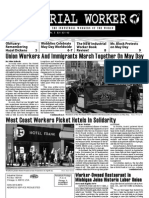 Industrial Worker - Issue #1736, June 2011