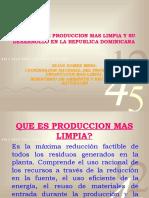Concepto de Produccion Mas Limpia
