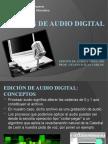 Edición de audio digital