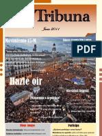 La Tribuna de Opinión. Nº 3. Junio2011