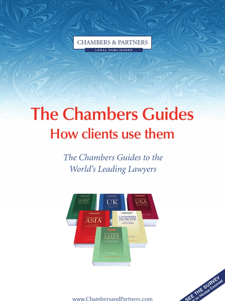 How Clients Use Chambers   Barrister   General Counsel