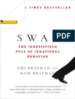 Sway by Ori Brafman and Rom Brafman - Excerpt