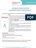 newsletter nº8 Sonho d'Afectos