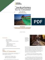 GEOTURISMO Geotourism Community Espanol