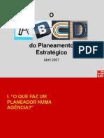 Abcd Do Planejamento