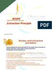 BOOM Extraction Principle