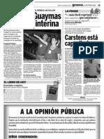31-05-11 Cartens está capacitado para el FMI