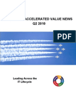 IBM Software Accelerated Value News Q2 2010 - Issue #20