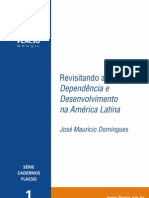 Revisit an Do El Libro Depend en CIA y Desarrollo en a. L. Domingues - Portugues