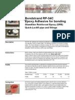 Bond Strand RP-34C Adhesive