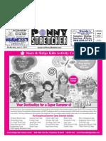 Penny Stretcher, June 1, 2011