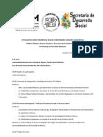 Programa Disisex 2011