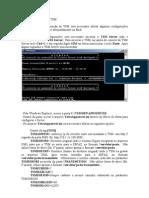 Configuração do TSM (Suporte)