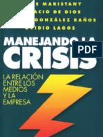 Manejando La Crisis