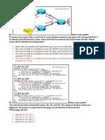 Ccna Final Exam 180nj Version