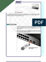 Connector SFP