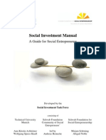 Social Investment Manual