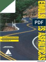 Manual Basico de Emulsiones Asfalticas MS Nº 19 - para Publicar