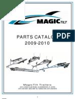 Magictilt 2009-2010 Parts Guide