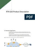RTN 620 Product Description Ebcx
