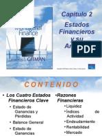IEII - Razones Financieras - Gitman - Cap 2