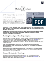 Marketing Grundlagen Seminar in Leipzig