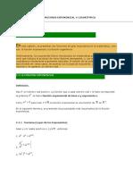 Teorema de Los Exponentes