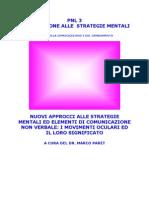 [eBook - Ita] Psicologia - PNL 3 Introduzione Alle Strategie Mentali