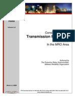 Transmission Reclosing Paper 090302