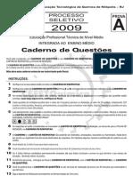 Federal de Quimica 2009